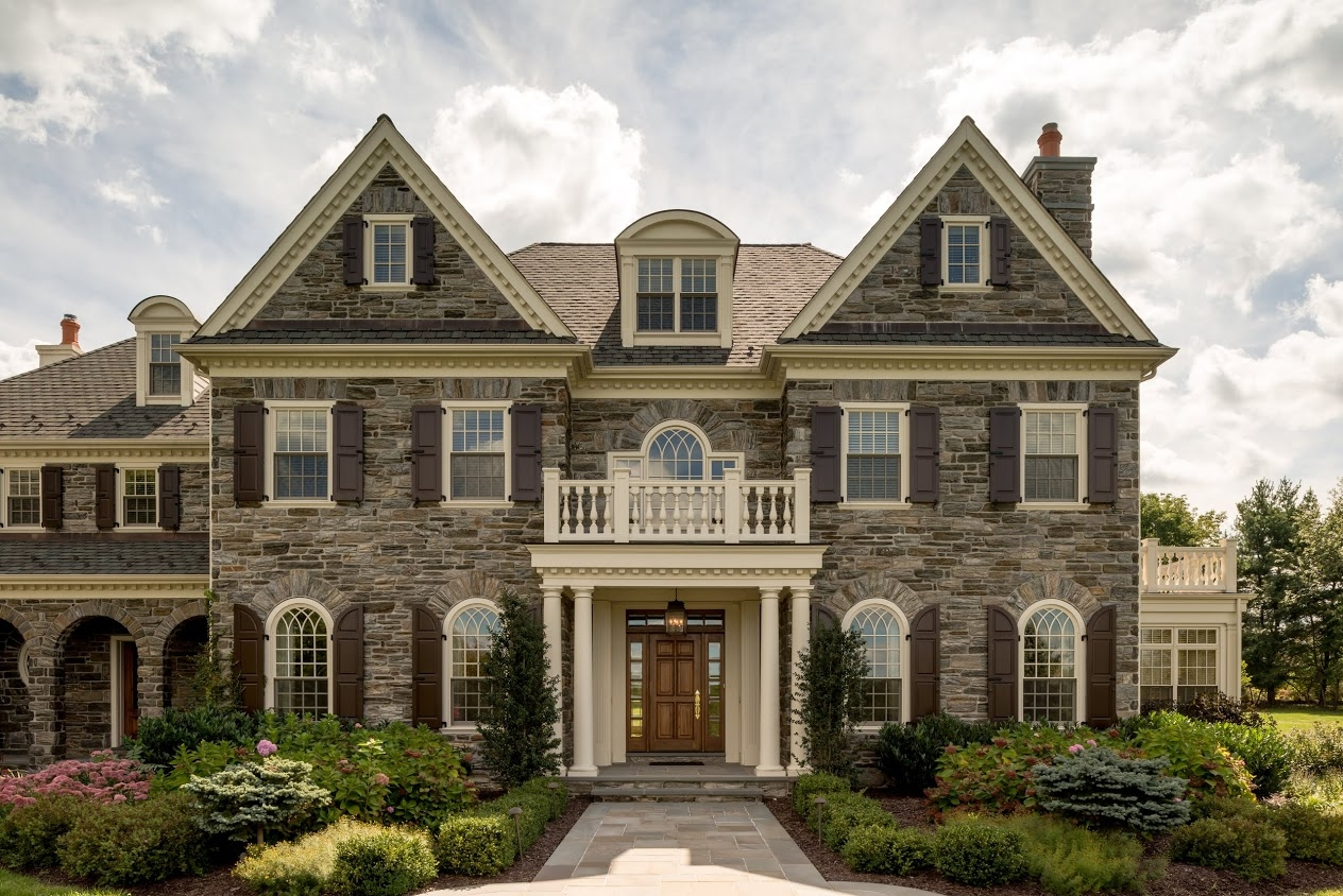 High End Home Builders Willistown Pa